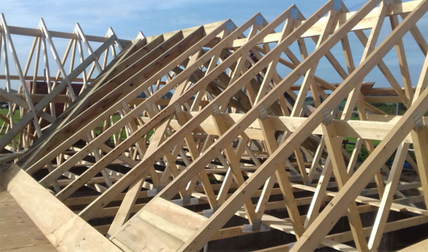 Roof Trusses Amp Elements Advantage Structural Defects